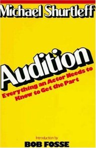 Audition, by Michael Shurtleff